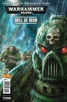 WARHAMMER 40000 WILL OF IRON #3: Variant Cover 4