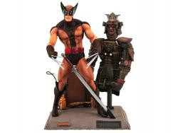 Marvel Select: Wolverine (Brown Uniform)