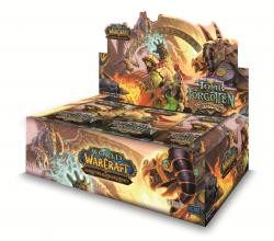 World of Warcraft: Aftermath: Tomb of the Forgotten: Booster Pack