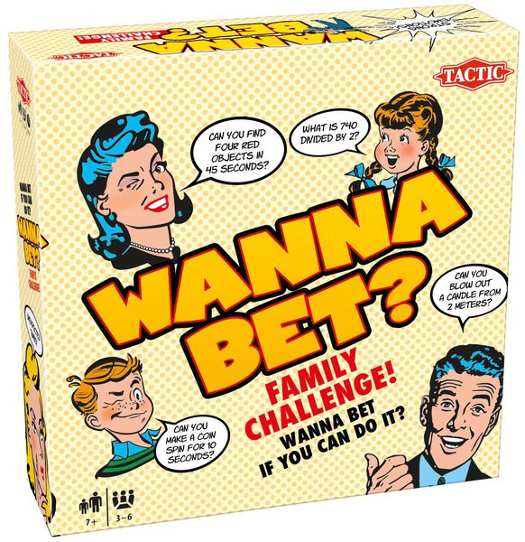 Wanna Bet? [Damaged]