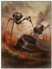 War Of The Worlds: The Anglo-Martian War Of 1895