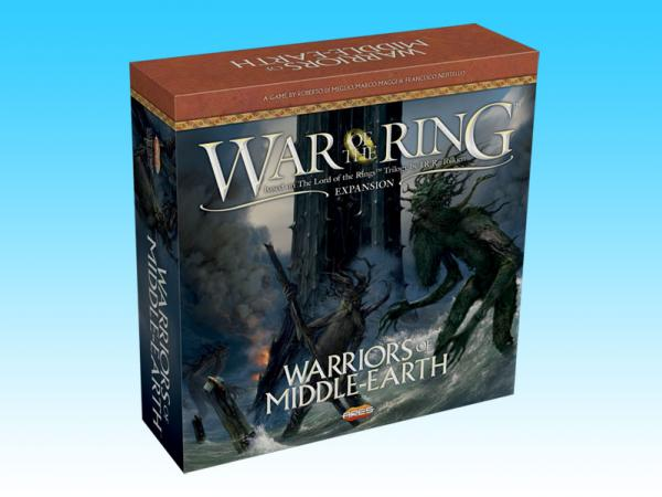 War of the Ring: Warriors of Middle-Earth [Damaged]