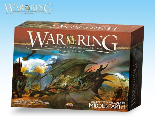 War of the Ring (2nd Edition) [Damaged]