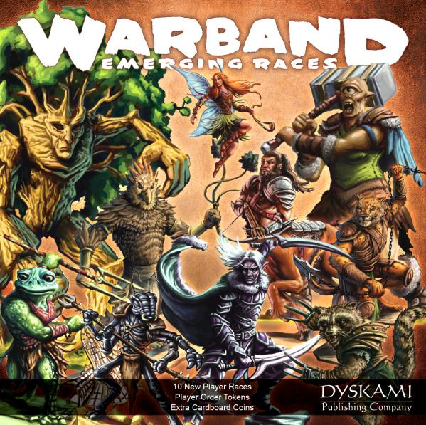 Warband: Emerging Races (SALE)