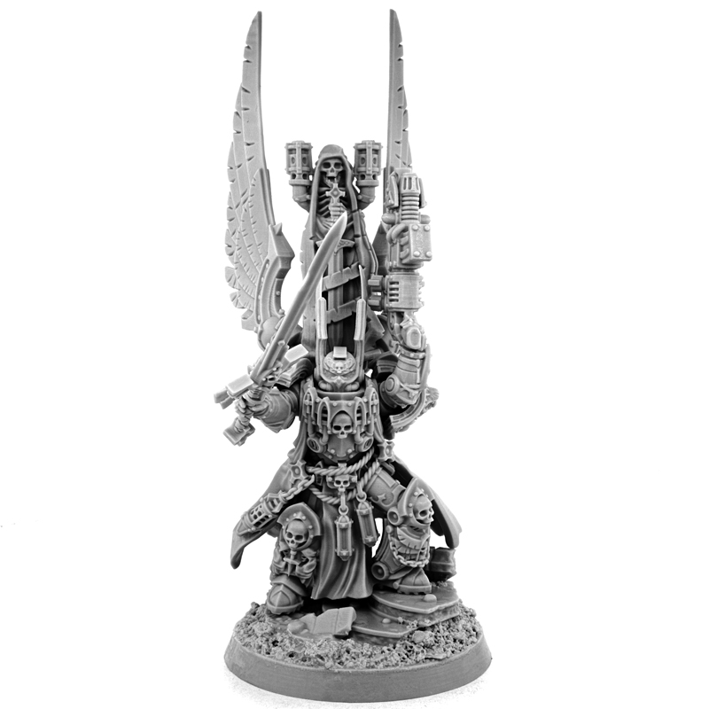 Wargame Exclusive: Space Warriors: IMPERIAL ANGEL LORD