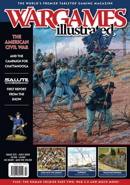 Wargames Illustrated: #273