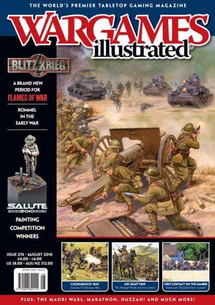 Wargames Illustrated: #274