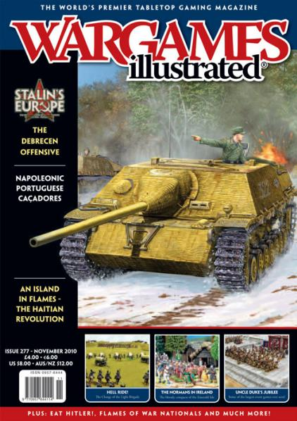 Wargames Illustrated: #277