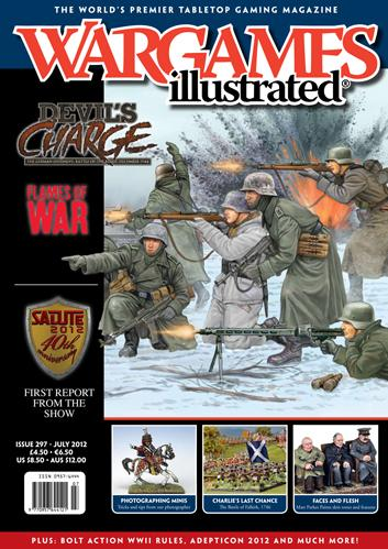Wargames Illustrated: #297
