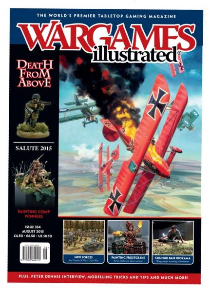 Wargames Illustrated: #334