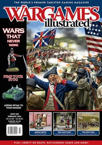 Wargames Illustrated: #340