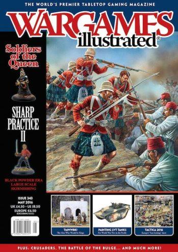 Wargames Illustrated: #343