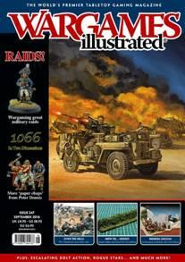 Wargames Illustrated: #347