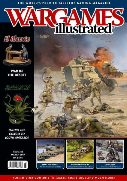 Wargames Illustrated: #353
