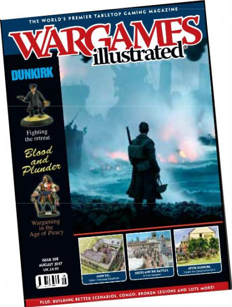 Wargames Illustrated: #358