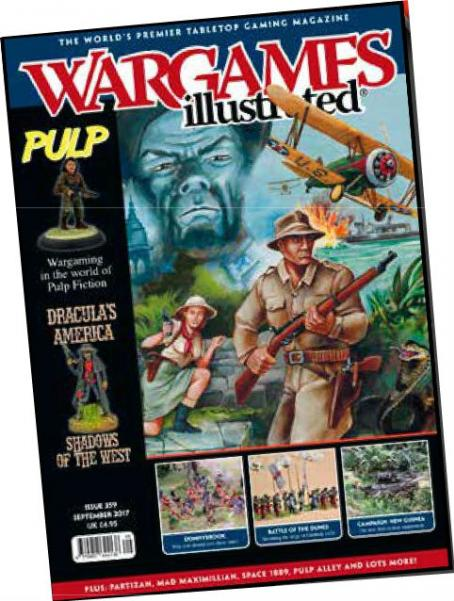 Wargames Illustrated: #359