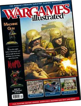 Wargames Illustrated: #362
