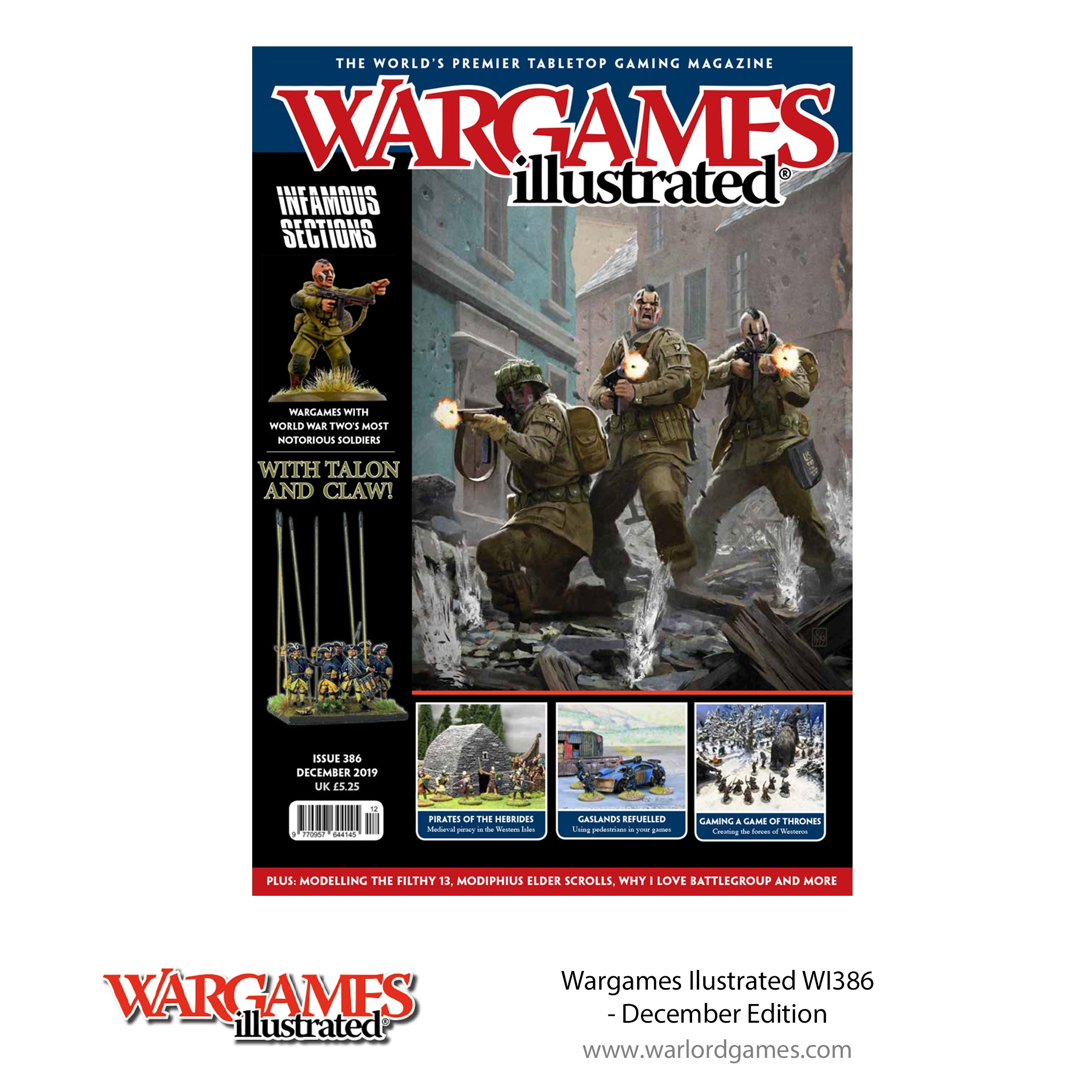 Wargames Illustrated: #386