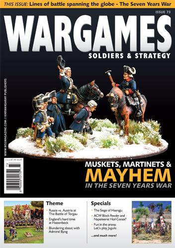 Wargames, Soldiers & Strategy Magazine: Issue #73