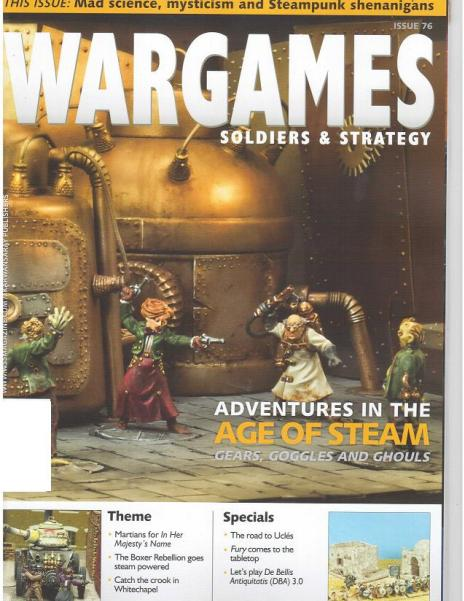 Wargames, Soldiers & Strategy Magazine: Issue #76