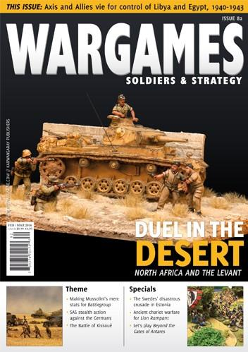 Wargames, Soldiers & Strategy Magazine: Issue #82