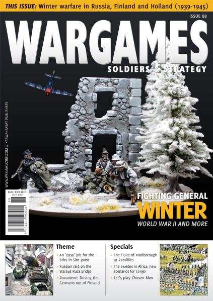 Wargames, Soldiers & Strategy Magazine: Issue #88