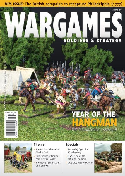 Wargames, Soldiers & Strategy Magazine: Issue #89