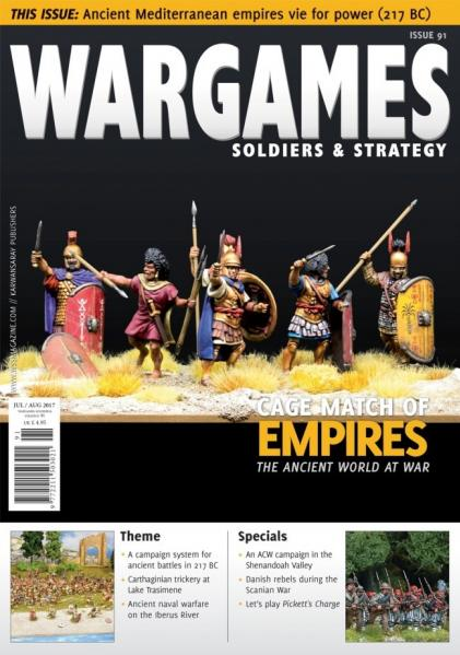 Wargames, Soldiers & Strategy Magazine: Issue #91