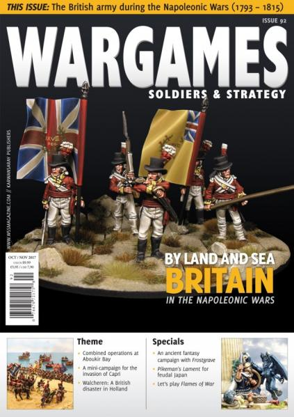 Wargames, Soldiers & Strategy Magazine: Issue #92