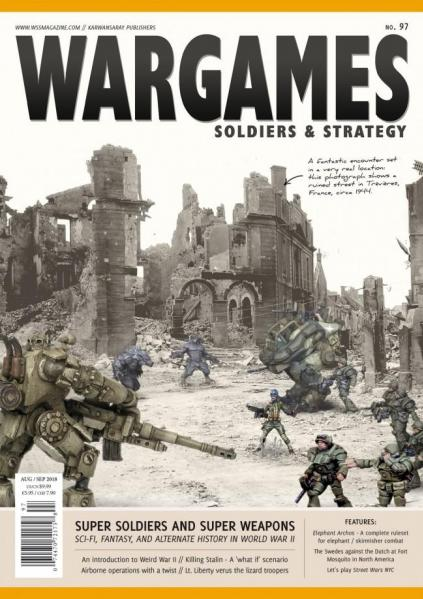 Wargames, Soldiers & Strategy Magazine: Issue #97