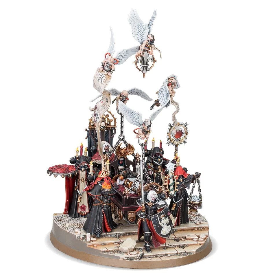 Warhammer 40,000: Adepta Sororitas: The Triumph of Saint Katherine