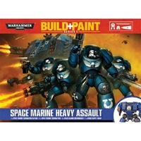 Warhammer 40,000: Battle for Vedros Space Marine Heavy Assault