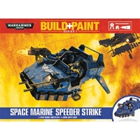 Warhammer 40,000: Battle for Vedros Space Marine Speeder Strike