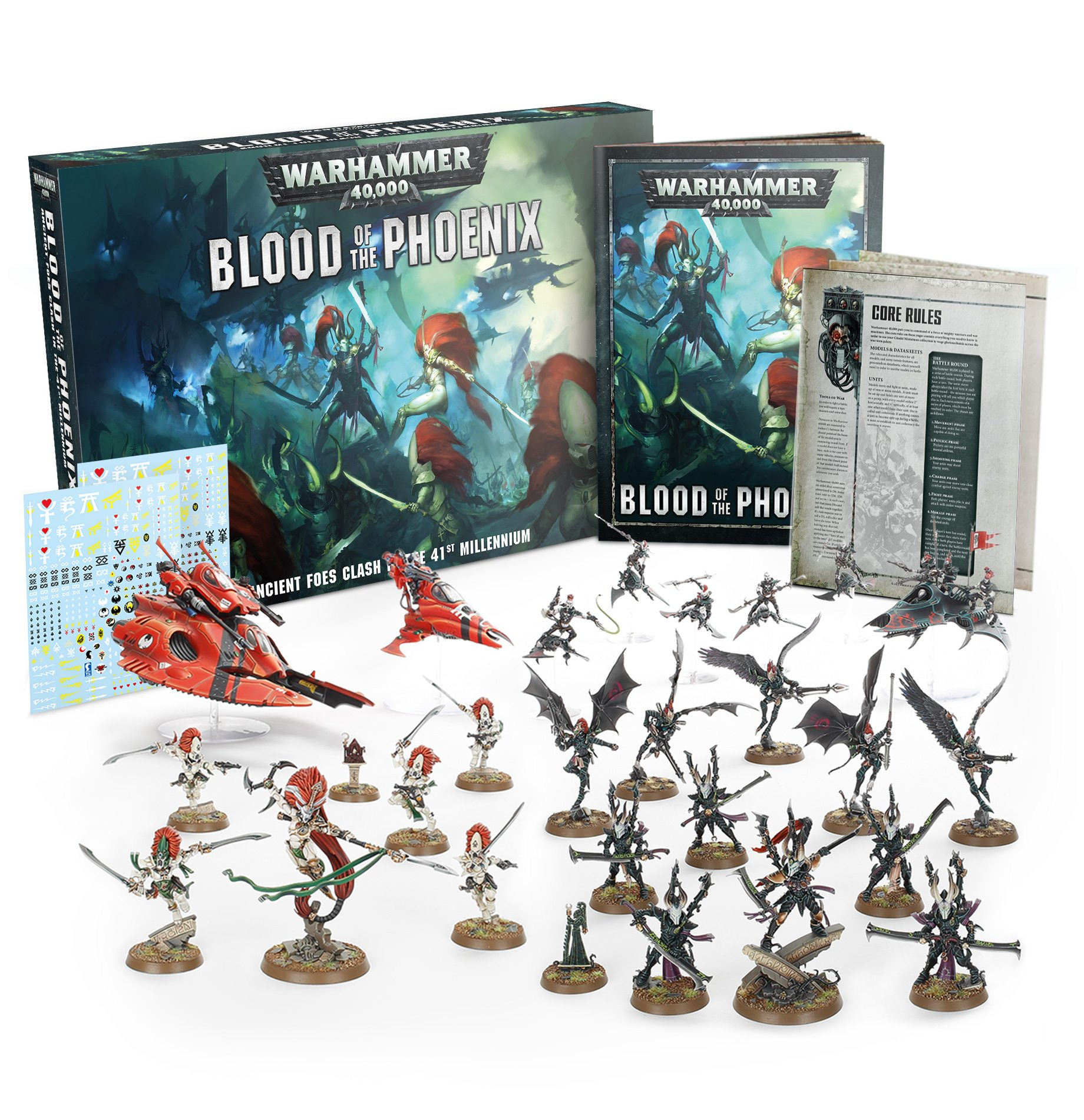 Warhammer 40,000: Blood of the Phoenix