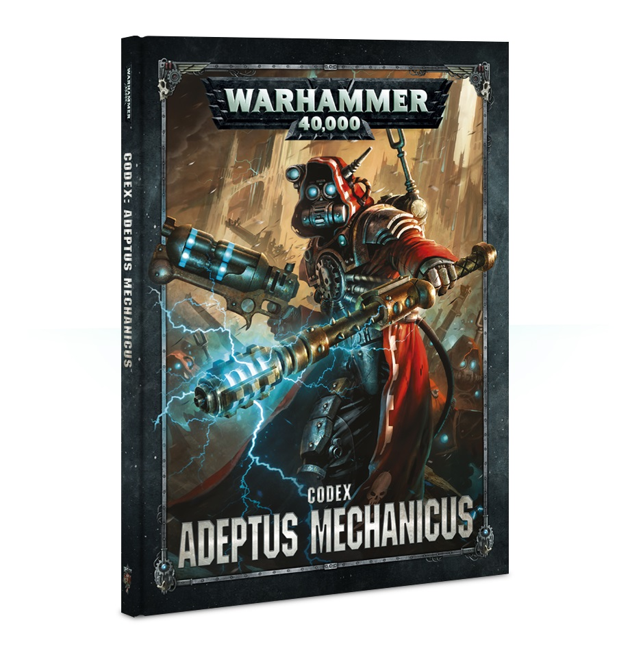 Warhammer 40,000: CODEX: ADEPTUS MECHANICUS