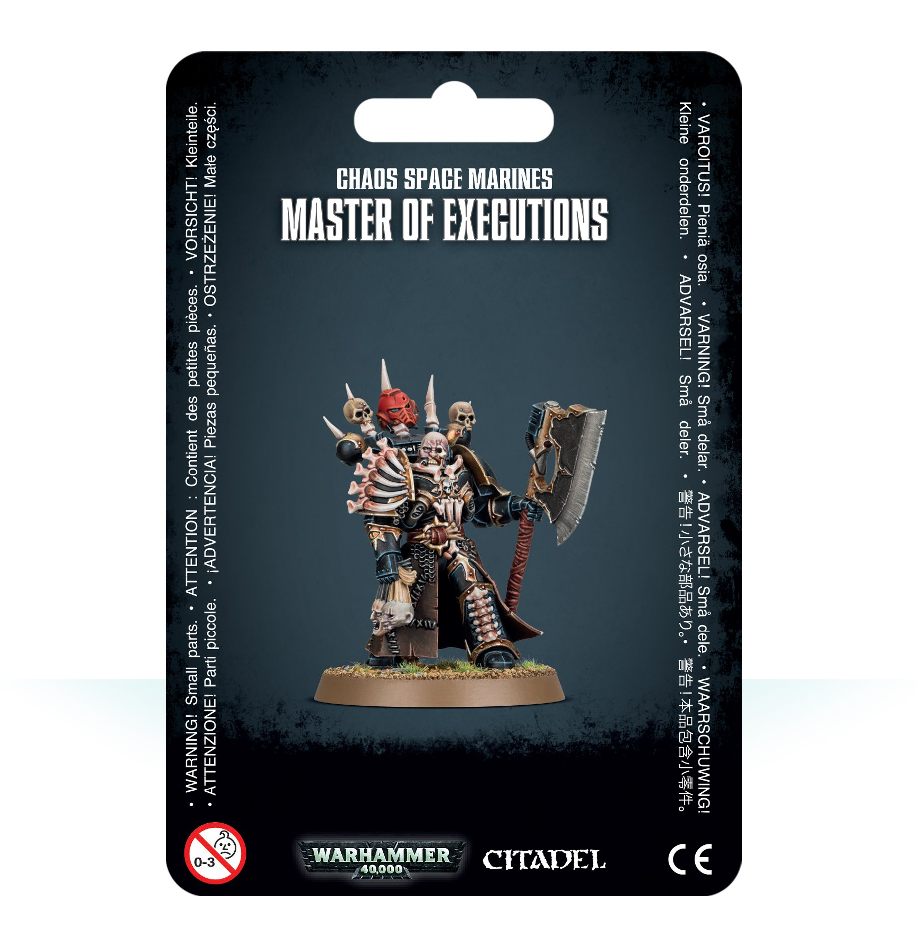 Warhammer 40,000: Chaos Space Marines: Master of Executions