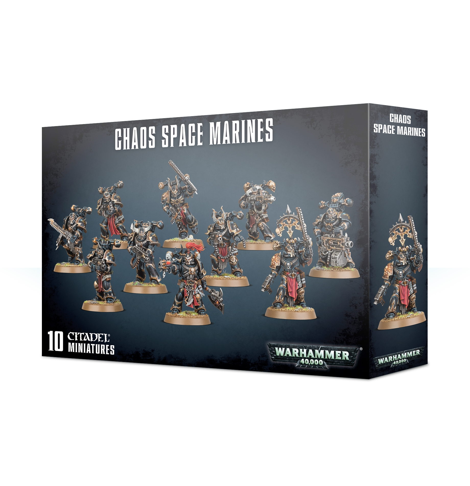 Warhammer 40,000: Chaos Space Marines: Squad [2019]