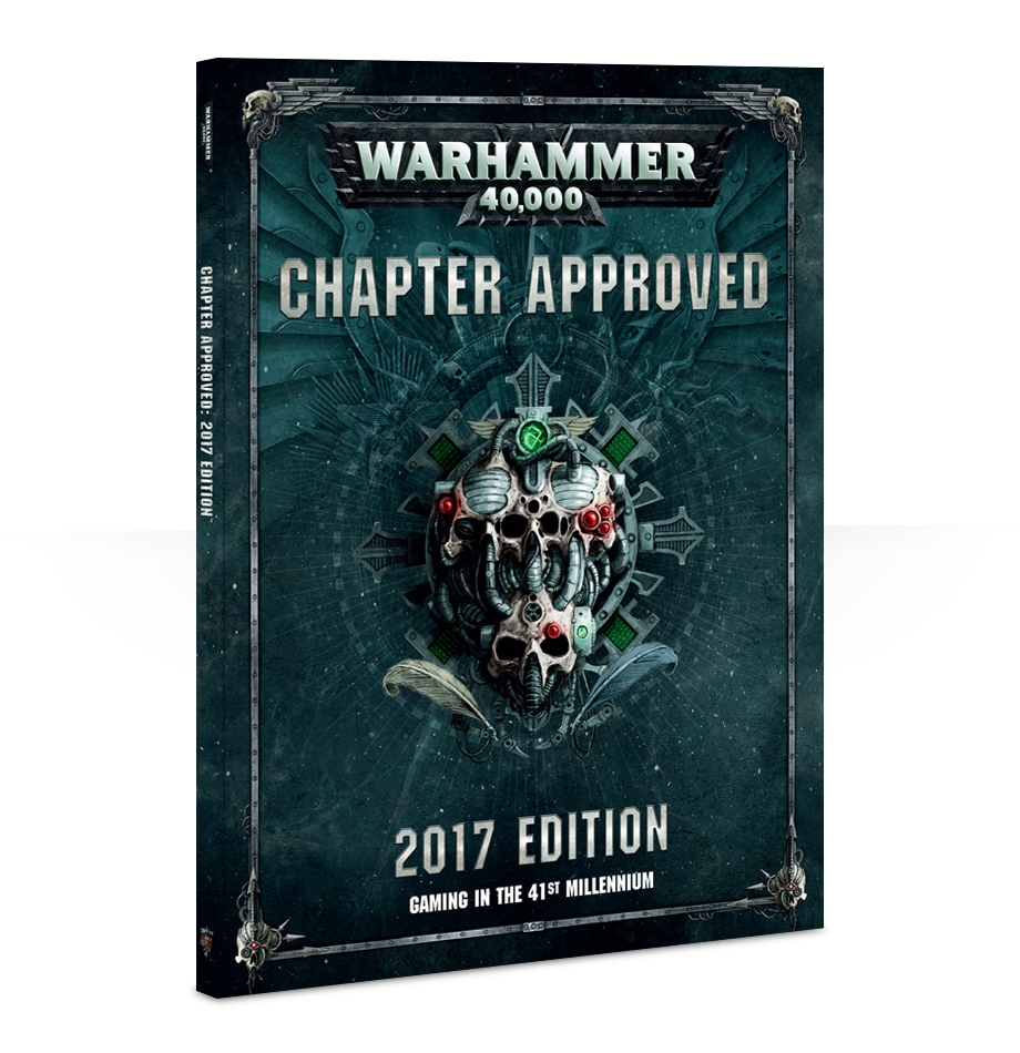 Warhammer 40,000: Chapter Approved 2017 [SALE]