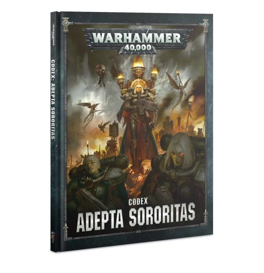 Warhammer 40,000: Codex: Adepta Sororitas