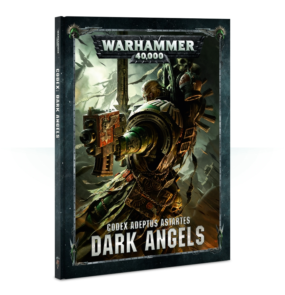 Warhammer 40,000: Codex: Dark Angels