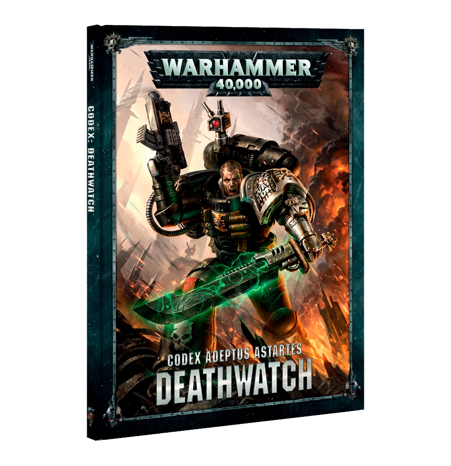 Warhammer 40,000: Codex: Deathwatch
