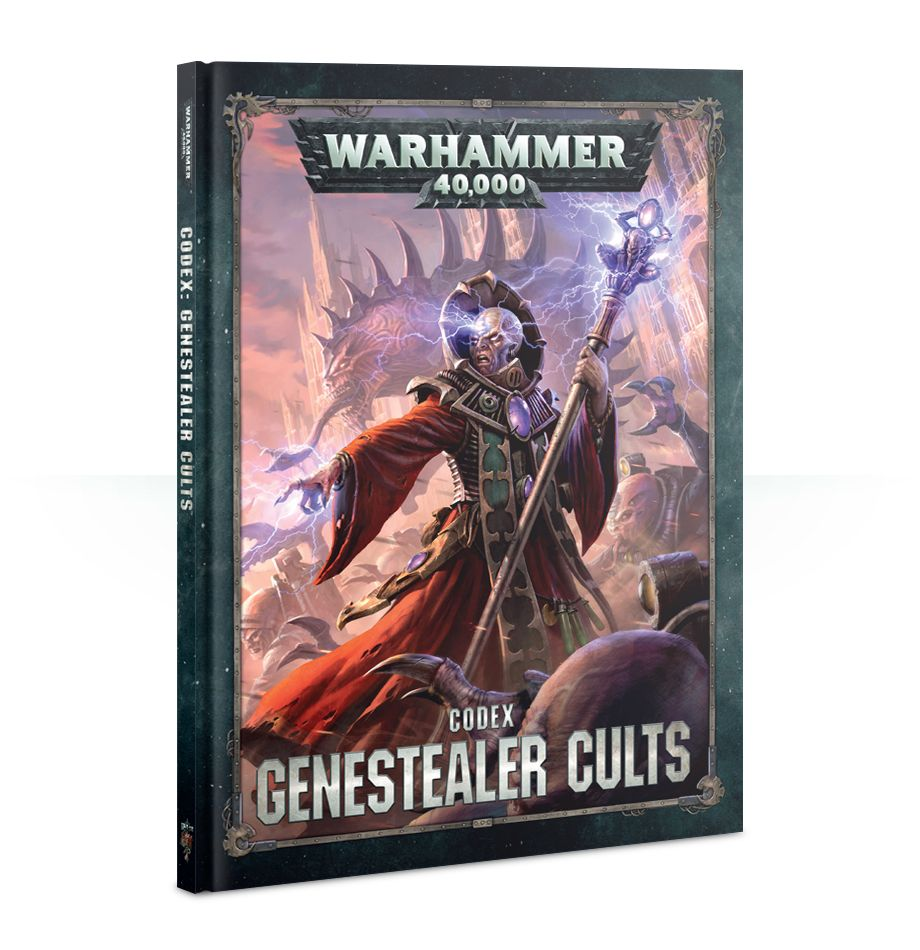 Warhammer 40,000: Codex: Genestealer Cults