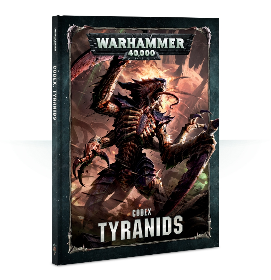 Warhammer 40,000: Codex: Tyranids