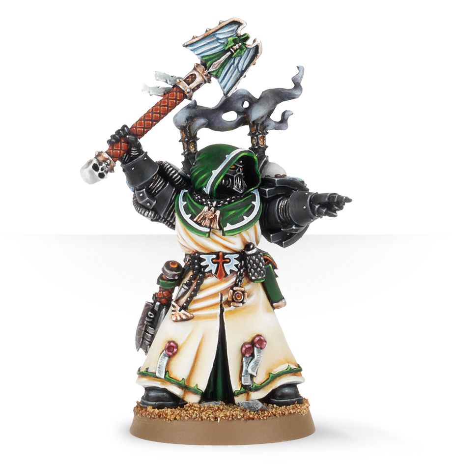 Warhammer 40,000: Dark Angels: Asmodai