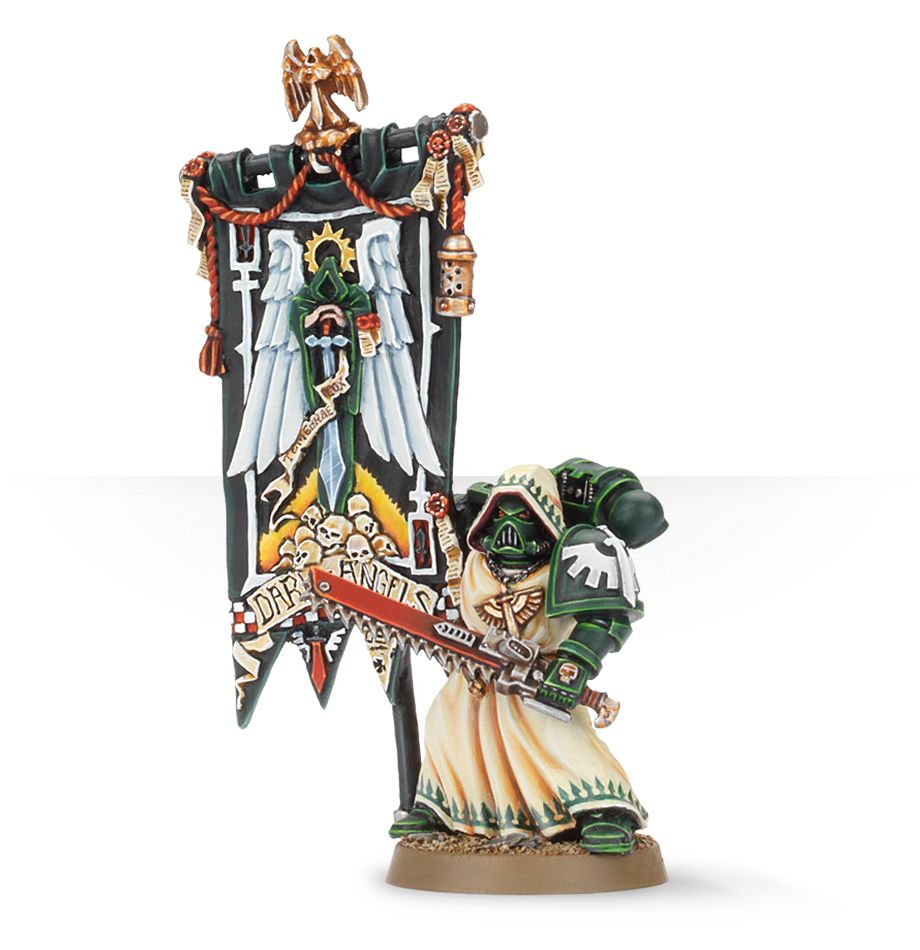 Warhammer 40,000: Dark Angels: Banner Bearer