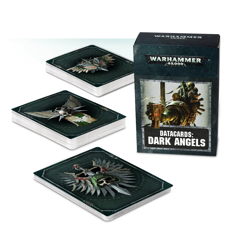 Warhammer 40,000: Datacards: Dark Angels