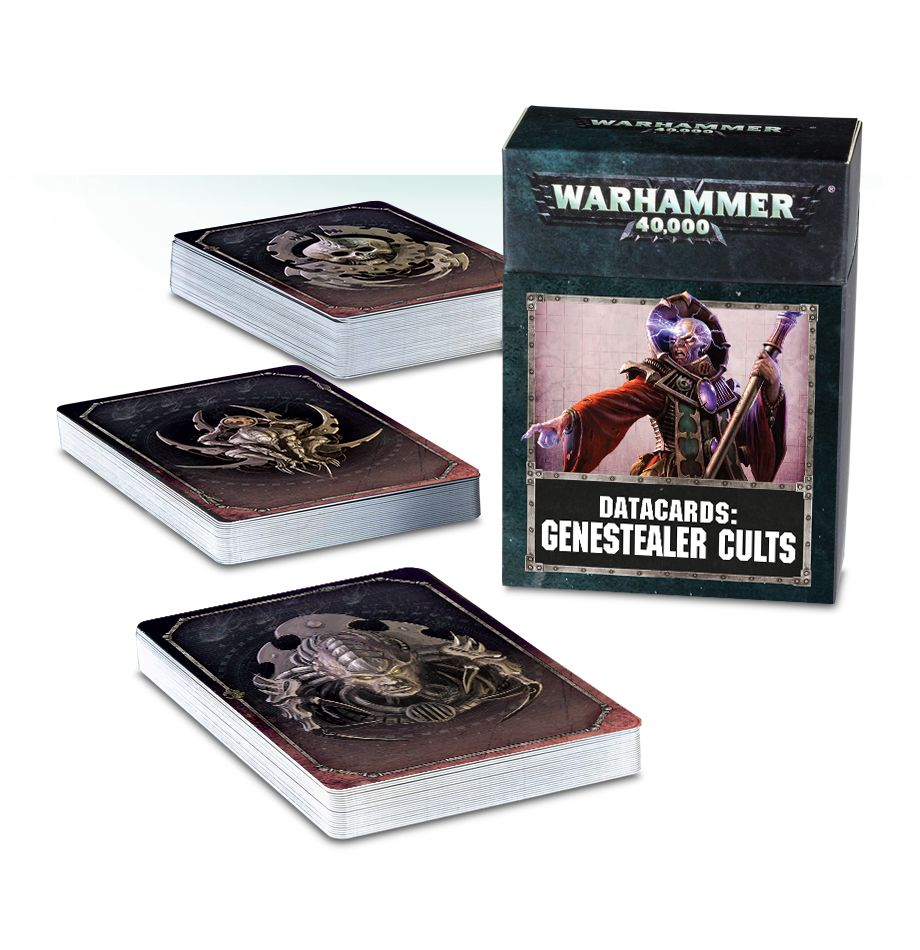 Warhammer 40,000: Datacards: Genestealer Cults