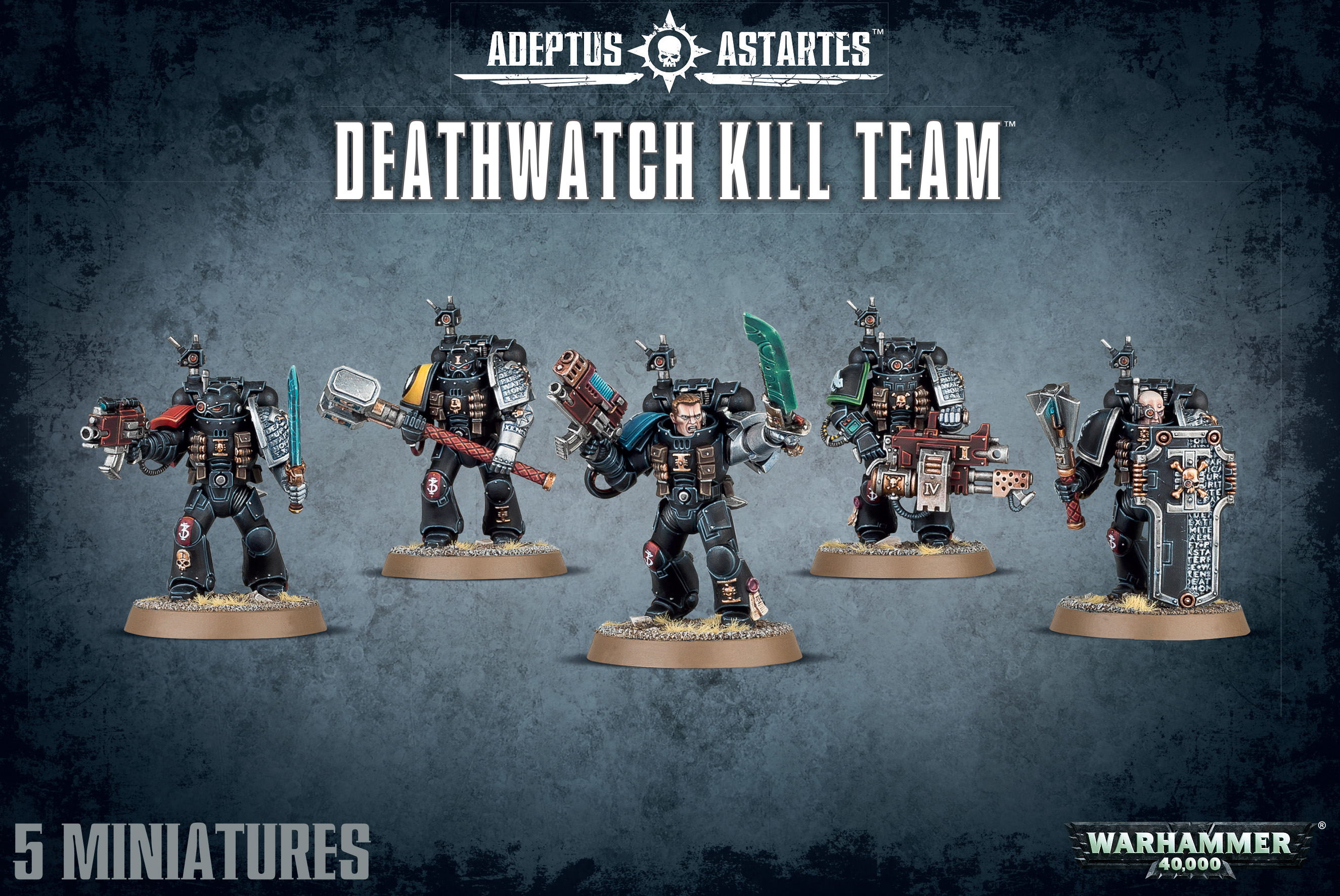 Warhammer 40,000: Deathwatch: Kill Team