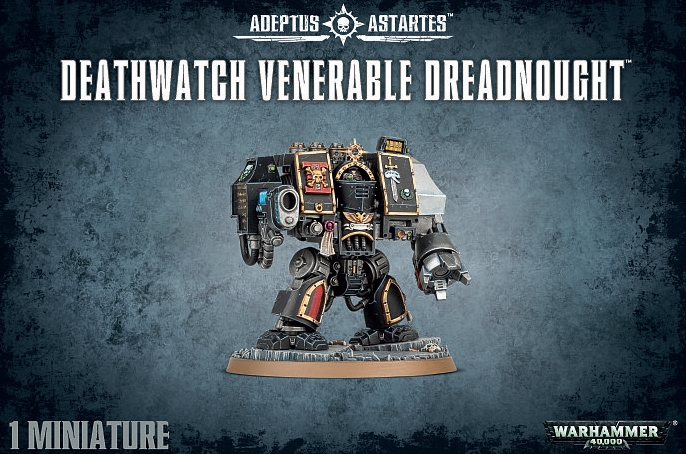 Warhammer 40,000: Deathwatch: Venerable Dreadnought
