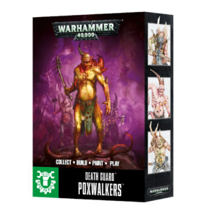 Warhammer 40,000: Easy To Build Death Guard Poxwalkers